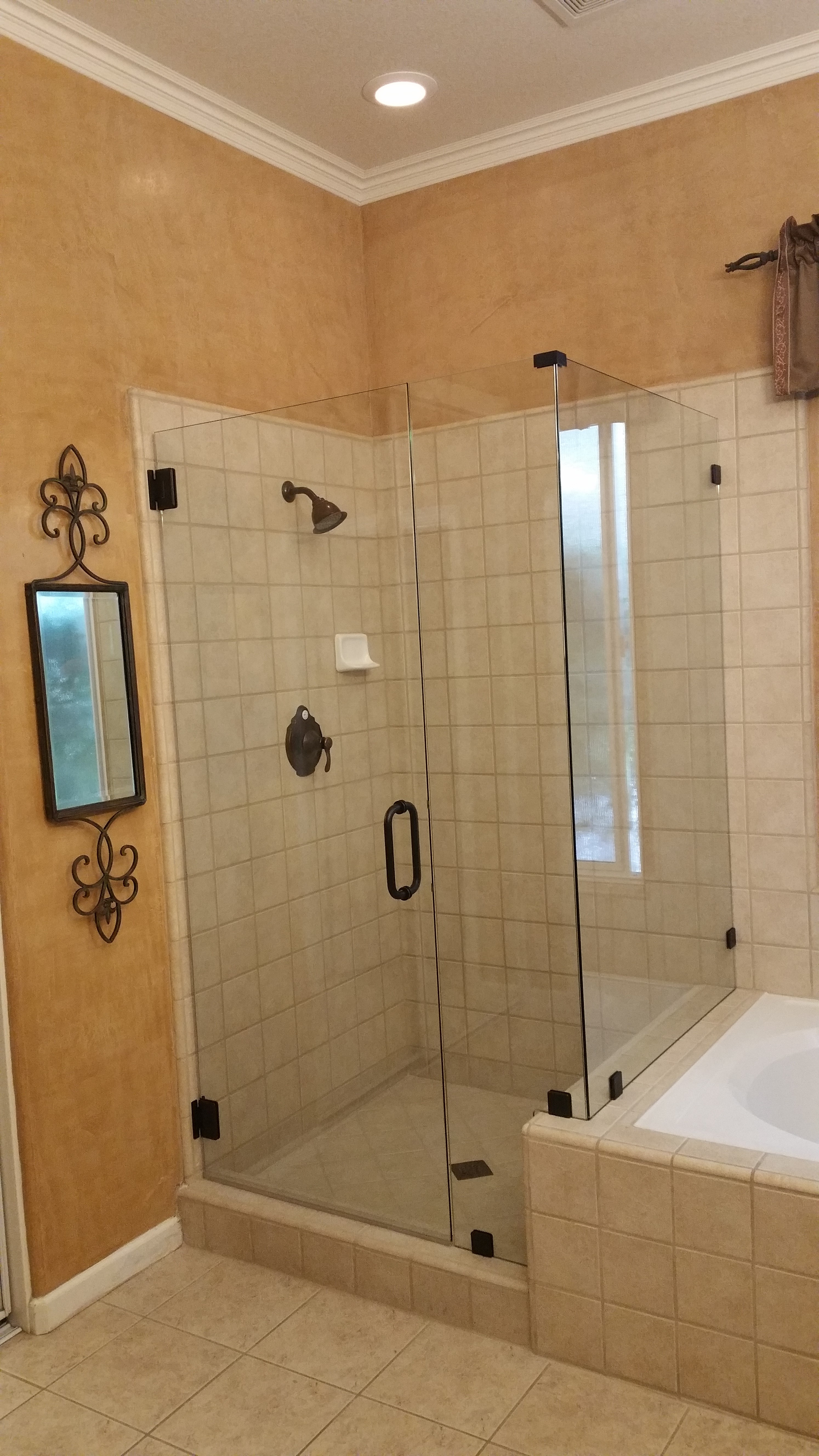 Frameless Shower Doors - Two Brothers Glass, Inc.