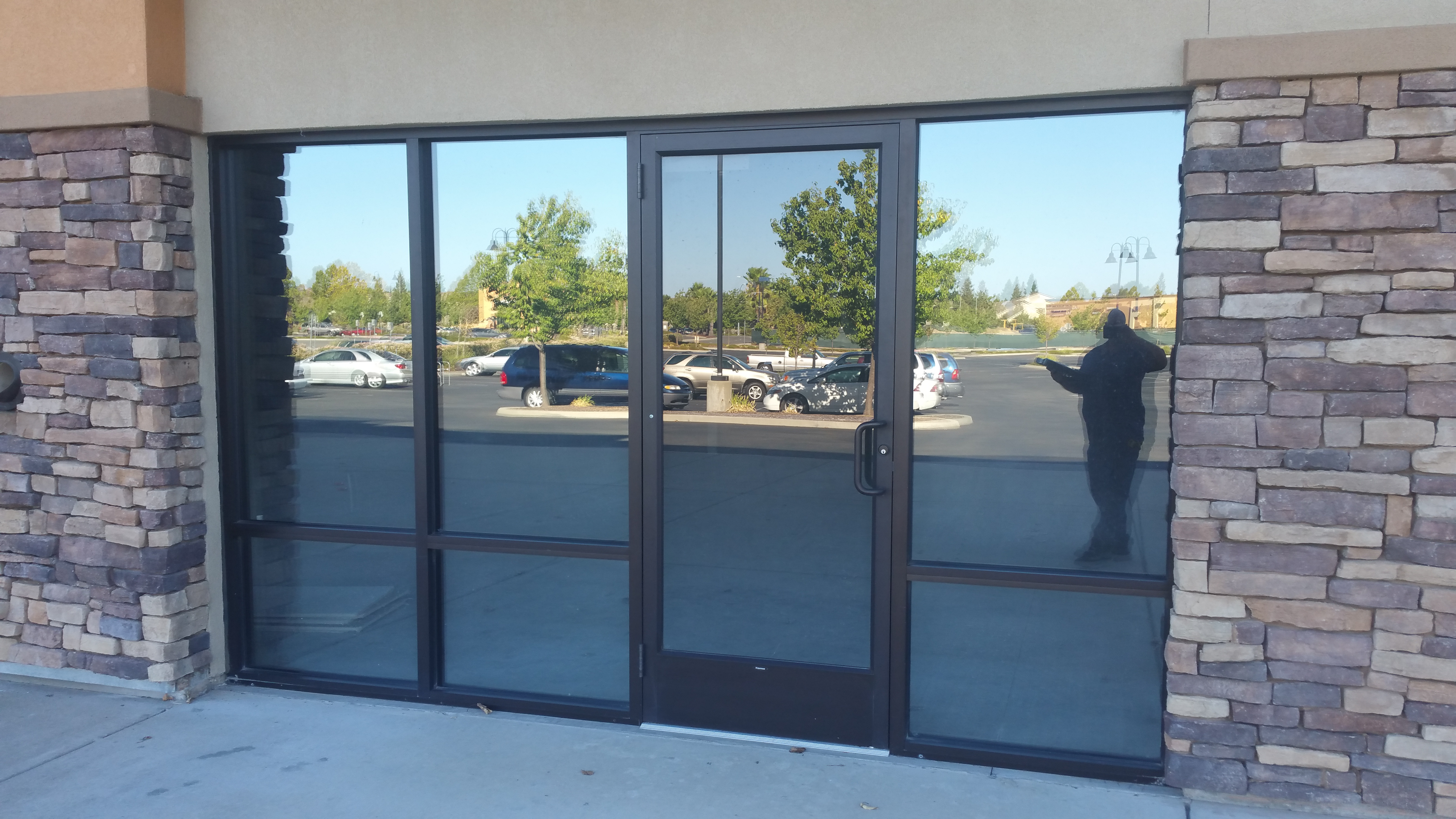 Commercial Repair Two Brothers Glass