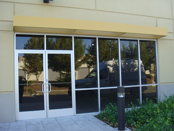 Commercial Repair - Two Brothers Glass, Inc.